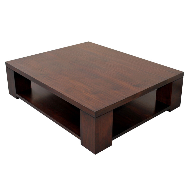 Petersen Antiques Vintage Walnut Coffee Table