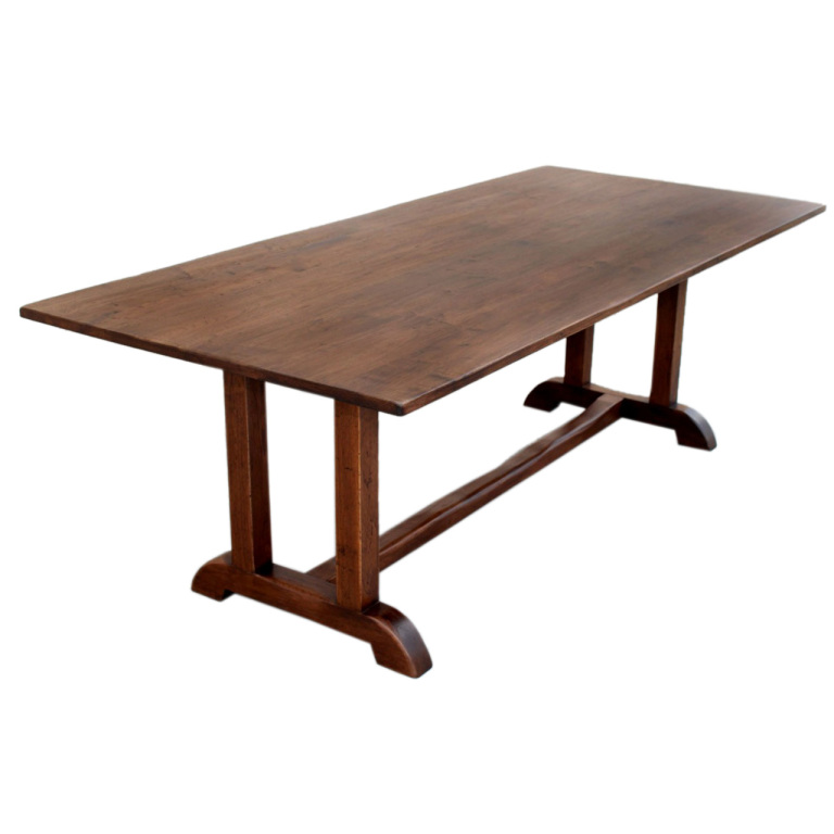 petersen antiques | custom built dining table made from vintage Custom Built Coffee Tables